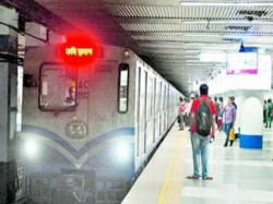 Metro Services Disrupts Due Technical Snag At Park Street Station