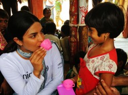 Prianka Chopra Shared Her Stories From The Rohingya Camp