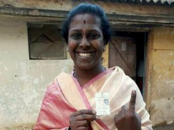 Karnataka Transgenders Came To Vote