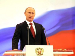 Putin Sworn As The Russian President The Fourth Time
