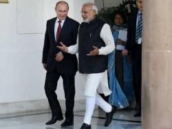 Narendra Modi Meet Vladimir Putin Today Russia