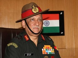 Kashmir Must Understand Azadi Is Not Possible Army Chief