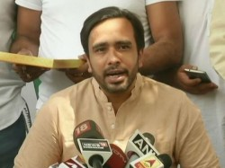 We Stopped Chariot Hate Says Rld Leader Jayant Chaudhary
