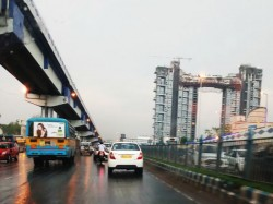 Thunderstorm Hits Kolkata Other Southern Districts