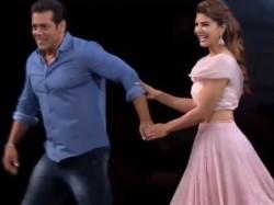 Salman Khan Forces Boy Hug Jacqueline Fernandez