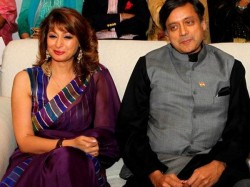 Shashi Tharoor Charged Sunanda Pushkar Death Case
