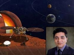 Kolkata S Bengali Techie Sneds His Name Mars Through Nasa S Insight Rover