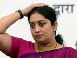 Smriti Irani Of I B Goyal Handle Finance Ministry