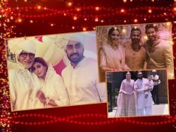 Amitabh Bachchan Amir Khan Saif Ali Khan Kareena Kapoor Present At Sonam S Wedding
