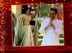 Sonam Kapoor Anand Ahuja S Sangeet Ceremony Inside Videos Anil Shilpa Shakes Leg