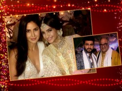 Inside Photos From Sonam Anand Ahuja S Grand Sangeet Mehendi Function