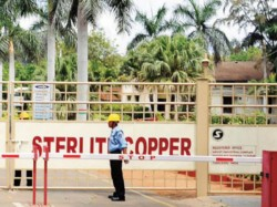 Sterlite S Copper Smelter Tuticorin Permanently Closed