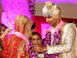 Wedding Ceremony Rjd President Lalu Prasad S Son Tejpratap