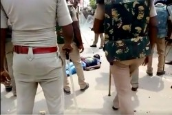 A Shocking Video Shows Police Asked Dying Protester Stop Actting In Tuticorin