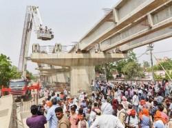Varanasi Bridge Collapse Upsbc Was Previously Warned