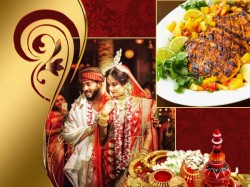 Raj Subhashree S Grand Reception Menu Here Is The Details
