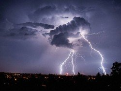 Thunderstorms Heavy Rains Likely 13 States 2 Uts On Monday Warns Imd