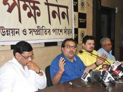 Kunal Ghosh Ritabrata Banerjee Clear Their Stands Before Panchayat Election