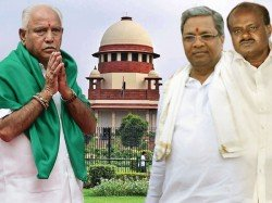 Karnataka Government Formation Live Update All Eyes On The Supreme Court