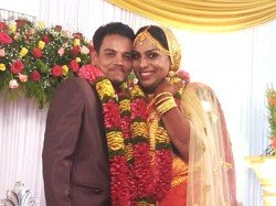 Kerala S First Legal Trans Couple Got Married