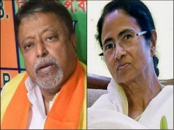 Bjp Leader Mukul Roy Criticises Mamata Banerjee After Panchayat Election