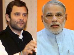 Rahul Slams Pm Modi Over His Ntu Interview On Twitter