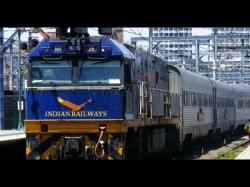 Indian Railways Change Colors Various Trains