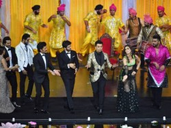 Ranbir Arjun Varun Sparks Rekha Charms Kjo Goes Shava Shava At Iifa