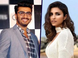 Parineeti Chopra Arjun Kapoor S Viral Video During Namaste England Shooting