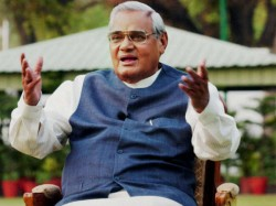 Former Pm Atal Bihari Vajpayee Diagnosed With Urinary Tract Infection Aiims