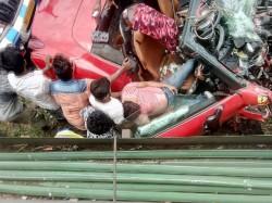 Several Questions Arises On The Accident Super Car Ferrari Howrah S Shalap