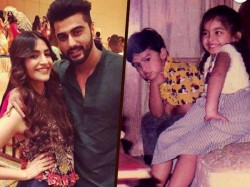 Throwback Pictures Sonam Arjun Kapoor On Veere Di Wedding Actress Birthday