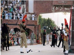 No Exchange Sweets At Wagah Border This Year As Pakistan Vioates Ceasefire In Kashmir Even On Eid