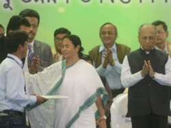 Mamata Banerjee Felicitates Students Bengal Who Placed Merit List