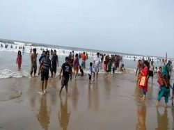 Son Dies Digha A Same Day After Three Years