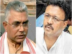 Tmc Bjp Are Involved Word War On Shyamaprasad Mukharjee S Death Aniversary