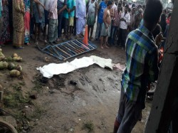 Two Dies A Road Accident Panshkura