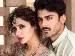 Pakistan Actor Mahira Khan Fawad Khan Are The Picture Perfect Jodi In This Photoshoot