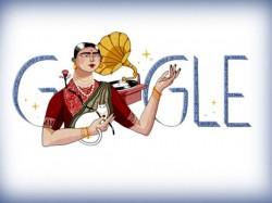 Google Doodle Celebrates 145th Birth Anniversary Gauhar Jaan