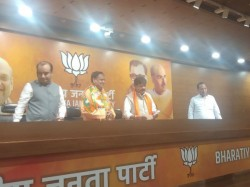 Murshidabad Congress Leader Humayun Kabir Joins Bjp Delhi