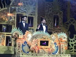 Iifa Rocks 2018 Inside Pic From Varun Dhawan Arjun Kapoor Among The Stars
