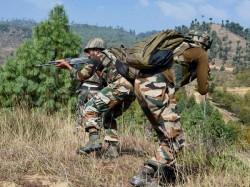 Encounter Underway Between Security Forces Terrorists Anantnag