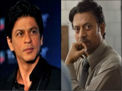 How Shahrukh Khan Helped Irrfan Khan Will Make You Respect Him Even More