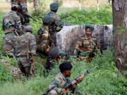 Army Foils Infiltration Bid Jammu Kashmir S Machhil Sector