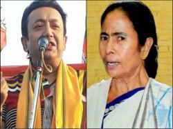 Joy Banerjee Bjp Does Bad Speech Against Cm Mamata Banerjee
