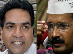 On Monday Kapil Mishra Sued Kejriwal Low Attendance The Assembly
