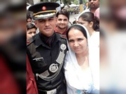 After 19 Years Kargil Martyr S Son Joins Indian Army
