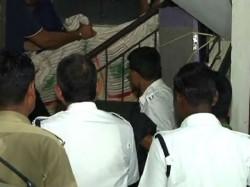 Kolkata Police Conducting Investigation On Kasba Central Govt Officer Murder Case