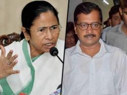Delhi L G Denies Mamata Banerjee Permission Meet Arvind Kejriwal