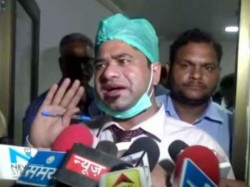 Gorakhpur Hospital Tragedy Accused Dr Kafeel Khan S Brother Shot At